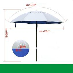 1.8m Outdoor Camping Fishing Folding Waterproof Sunscreen <f