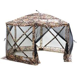 Quick Set 10809 Escape Screen Shelter, 140 x 140-Inch Portab