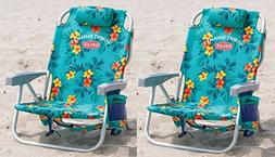 2 backpack cooler chair