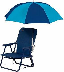 JGR Copa 4 Ft. Clamp-On Beach Umbrella