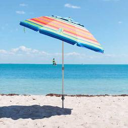 Tommy Bahama 7' Beach Umbrella 2018 Collection - Multi