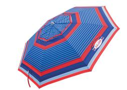 7' Tommy Bahama Beach Umbrella with Built-In Table with Buil