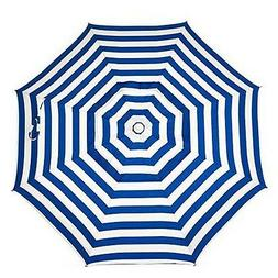 DestinationGear 6 ft. Aluminum Cabana Stripe Beach Umbrella