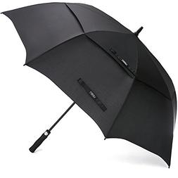 G4Free 54/62/68 Inch Automatic Open Golf Umbrella Double Can
