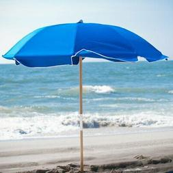 Frankford Umbrella Avalon Collection 7.5 ft. Commercial Fibe