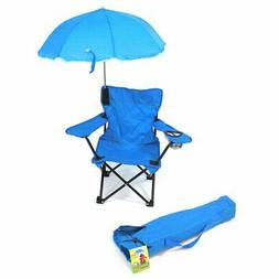 Beach Baby Kids Camp Chair with Umbrella