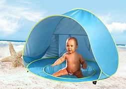 Baby Beach Shade Pool Portable Sun Outdoor Travel Pop Up Cab