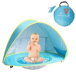 Baby Beach Shade Pool Sunba Youth Pop Up Tent UV Protection
