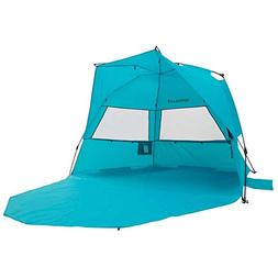 Alvantor Extra Large Beach Tent Super Bluecoast Beach Umbrel