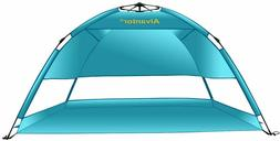 Beach Tent UV50+ Sun Shade Shelter Camping Canopy 1-2 Person