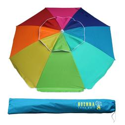 beach umbrella 6 5ft air vented