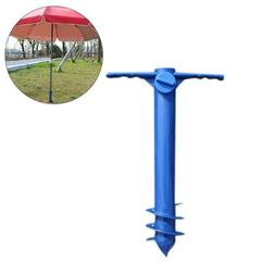 Beach Umbrella Anchor Sand Auger and Fishing Pole Sand Ancho