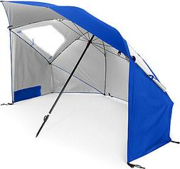 Portable Sun Shade & Weather Shelter Umbrella Beach Picnic O