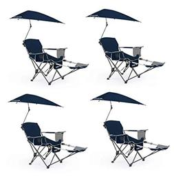 Sport Brella Portable Sun Shelter Weather Umbrella Recliner