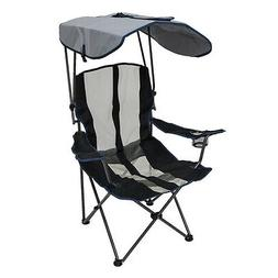 Kelsyus Original Canopy Chair Navy Classic