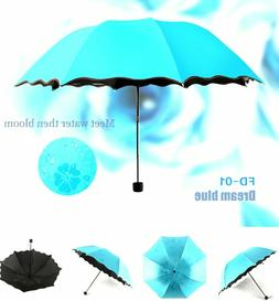 Clamp on Beach Chair Umbrella with UV Protection Polyester S