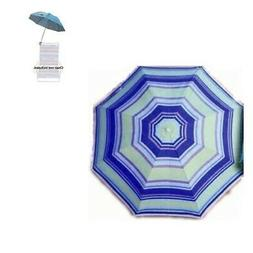 clip on beach chair umbrella retro vintage