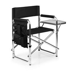 Sports Director Chair Finish: Black