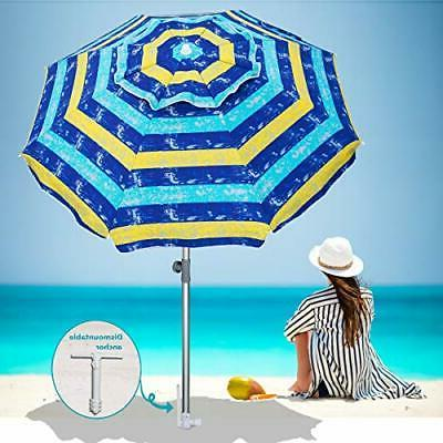 2018 sand anchor beach umbrella