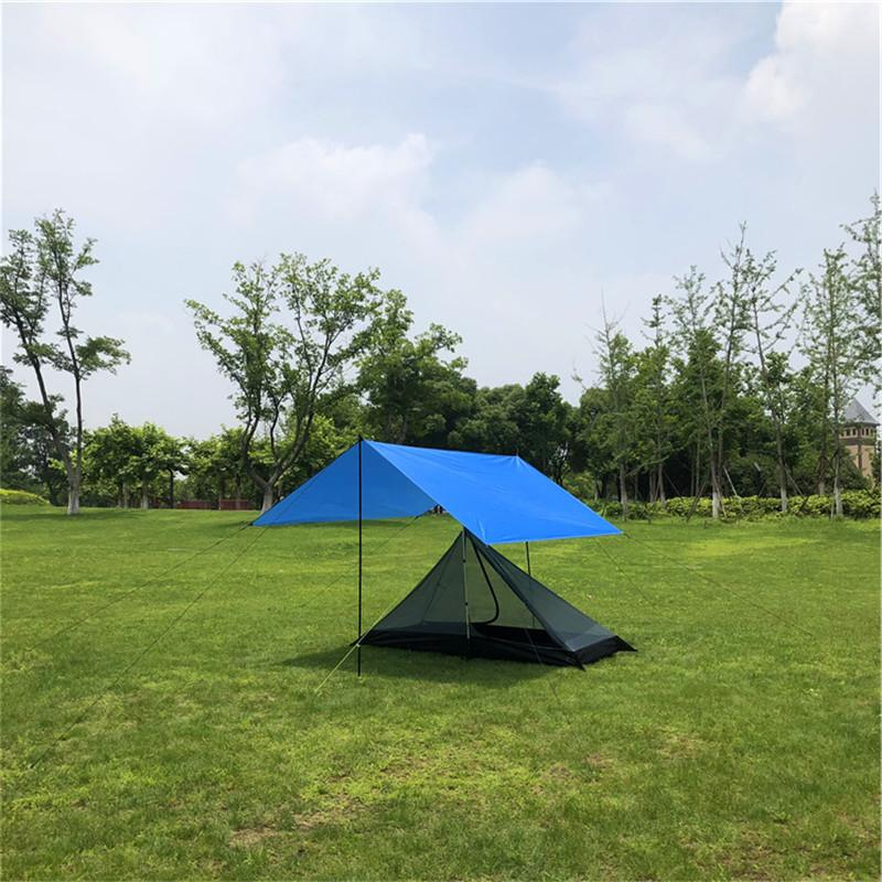<font><b>Sun</b></font> <font><b>Shelter</b></font> Portable Tent Pergola <font><b>Camping</b></font> Waterproof 3-4 People
