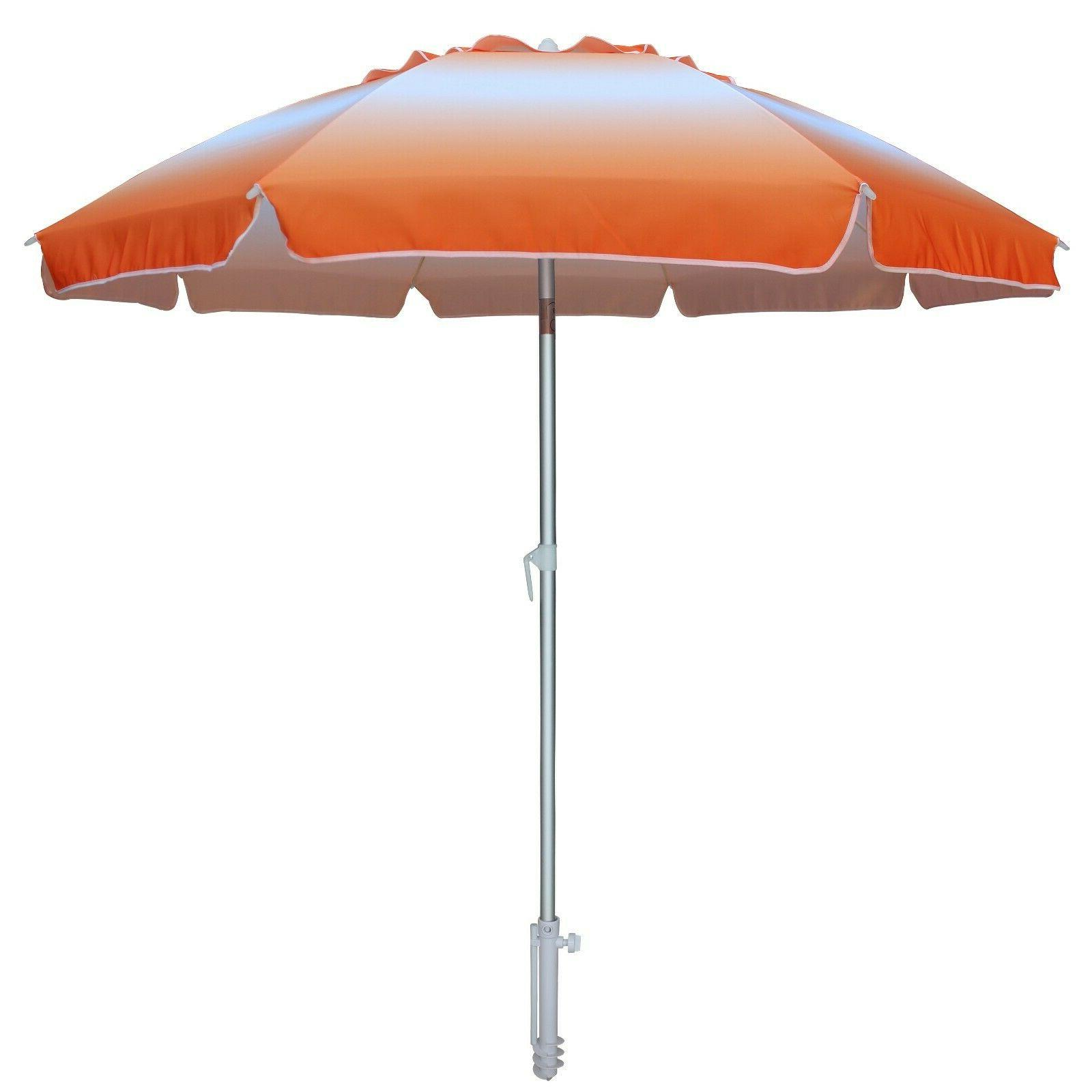 AMMSUN 6.5 ft Umbrella Protection,Separate Sand Anchor