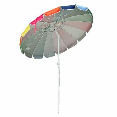 6/7/8ft Umbrella Metal 16