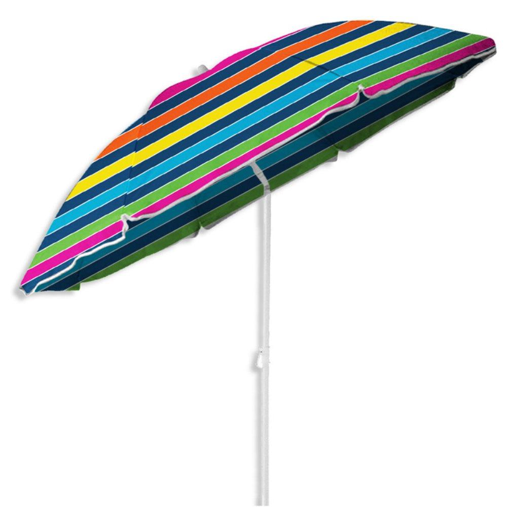 6 ft beach umbrella with carry case