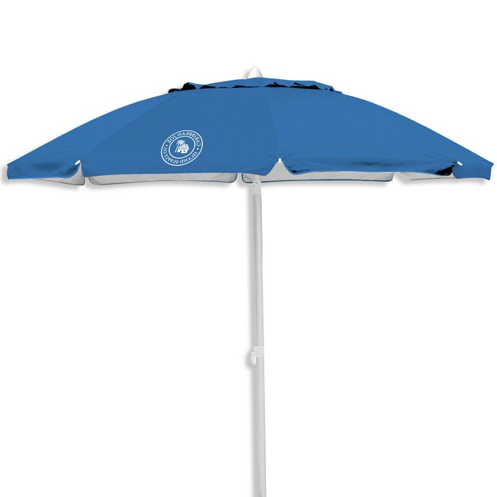 7 foot beach umbrella with uv