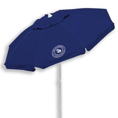 7 ft windproof beach umbrella with carry