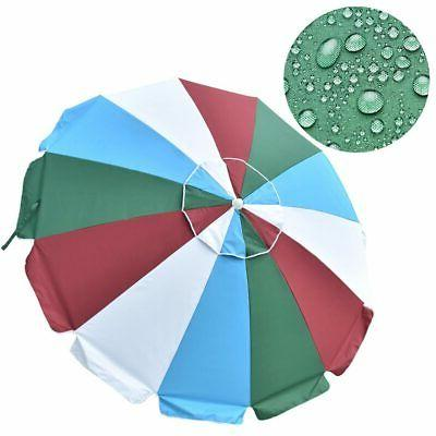 6/7/8 Umbrella with Tilt Sand Anchor Protection