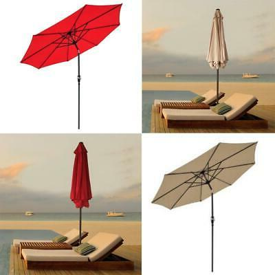 9 aluminum outdoor beach patio umbrella crank