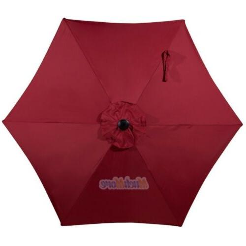 9FT Umbrella Tilt Yard