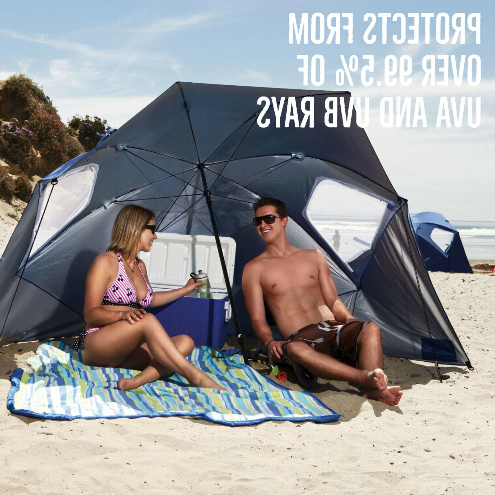 Beach Pop Tent Sun Shelter Outdoor UV