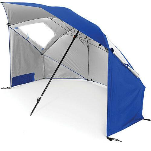 beach pop up umbrella tent sun shade