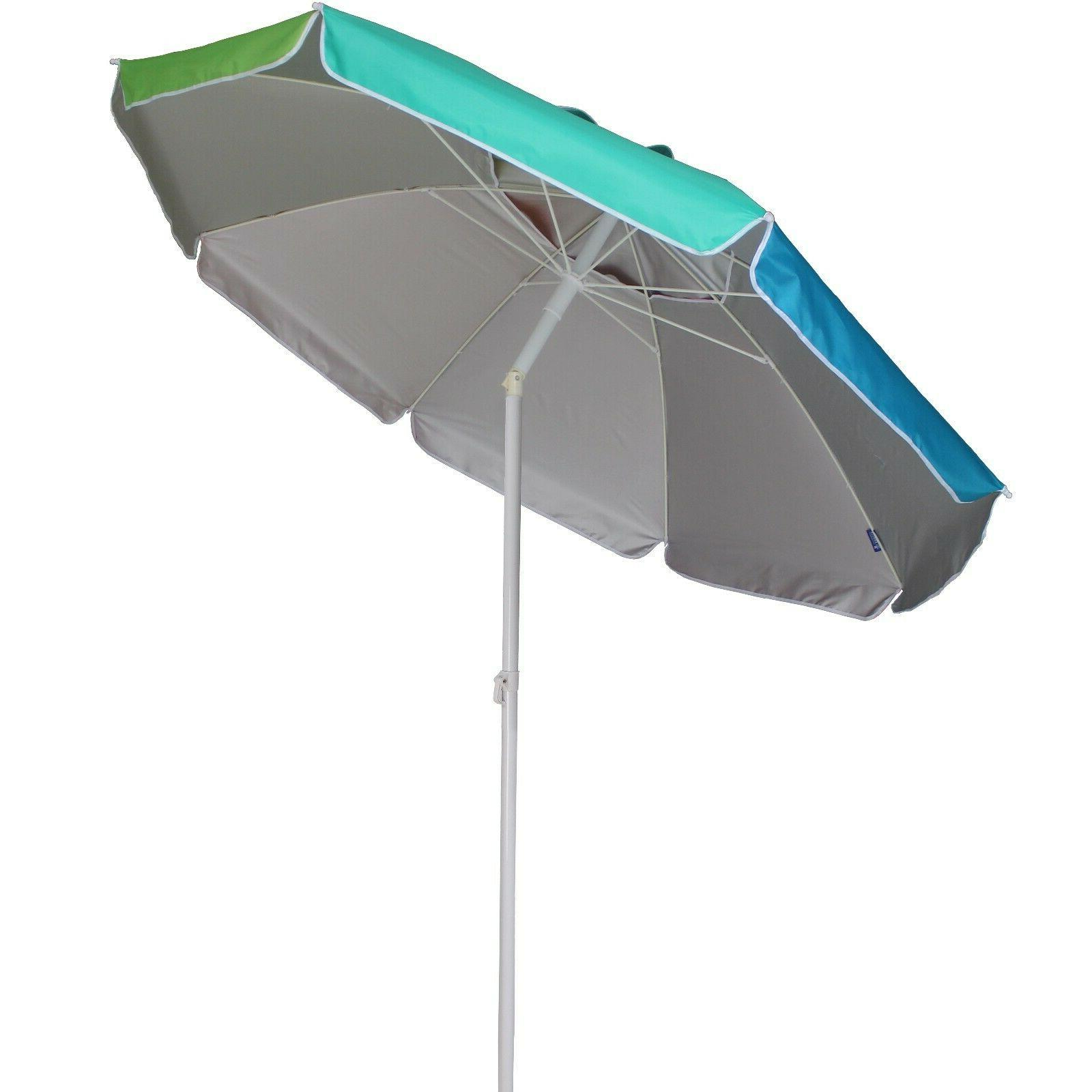 AMMSUN Umbrella, air Vented with Steel 100+