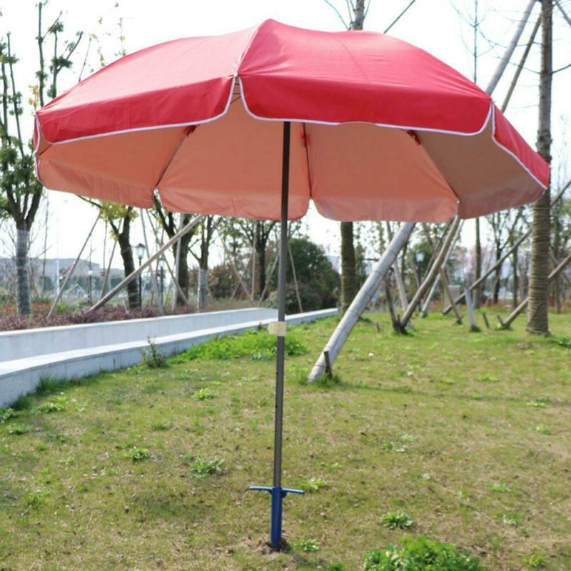 Beach Umbrella Sand Auger Sand