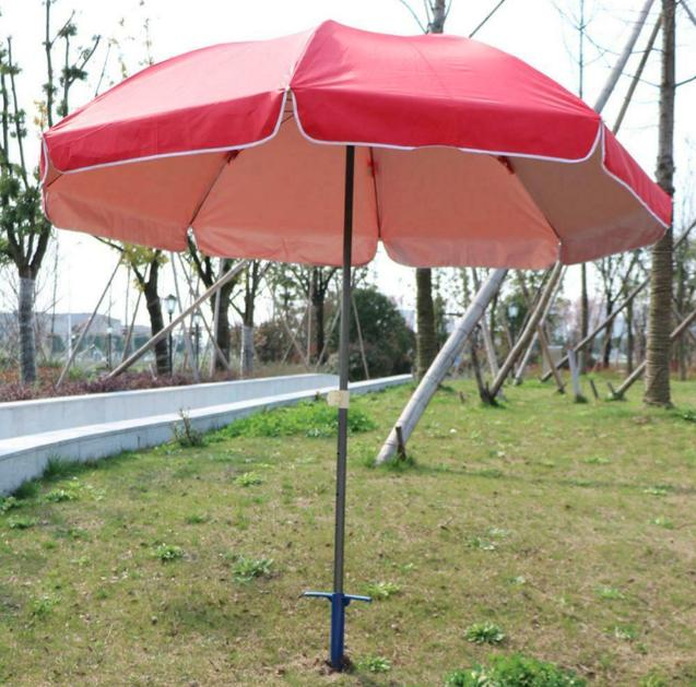 Beach Umbrella Anchor Auger and Fishing Sand