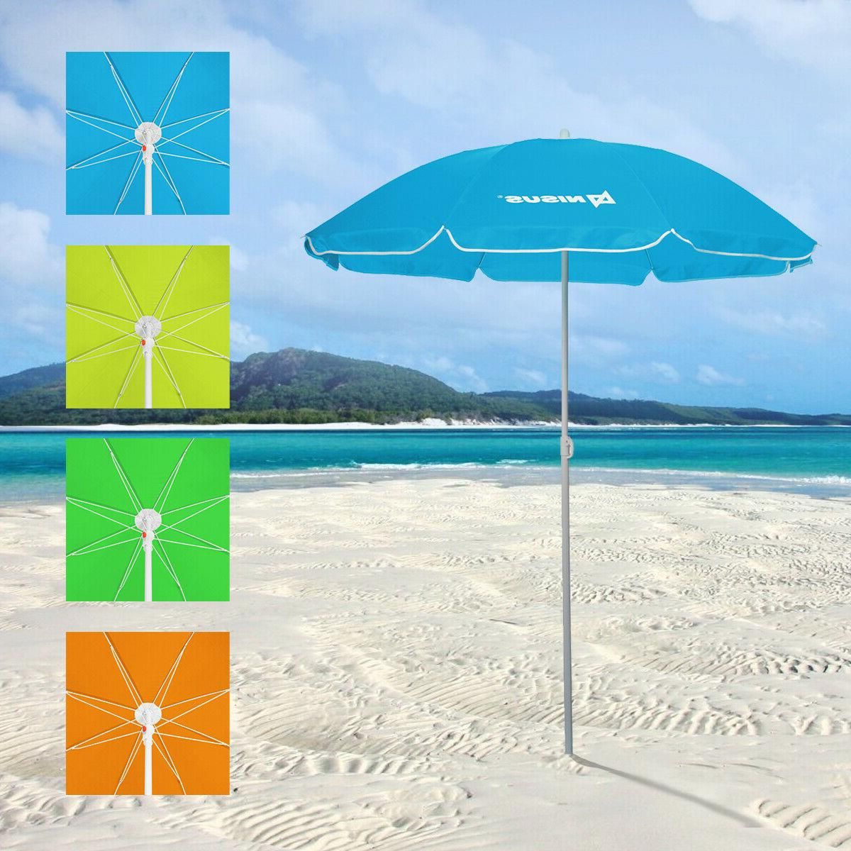 beach umbrella sea garden folding carrying bag