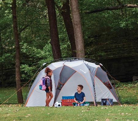 Beach Shade Tent 8' x Family Camping Shelter Canopy