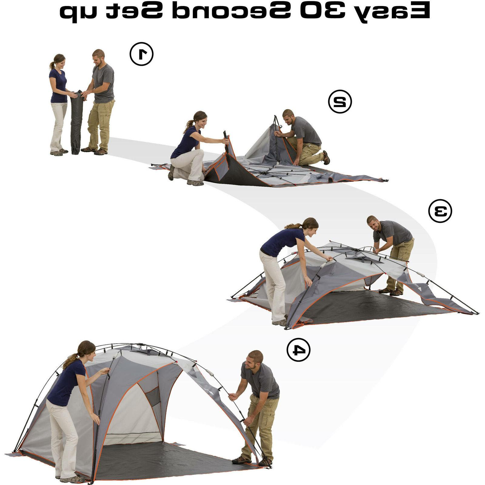 Beach Tent 8' 8' Family Pool Shelter