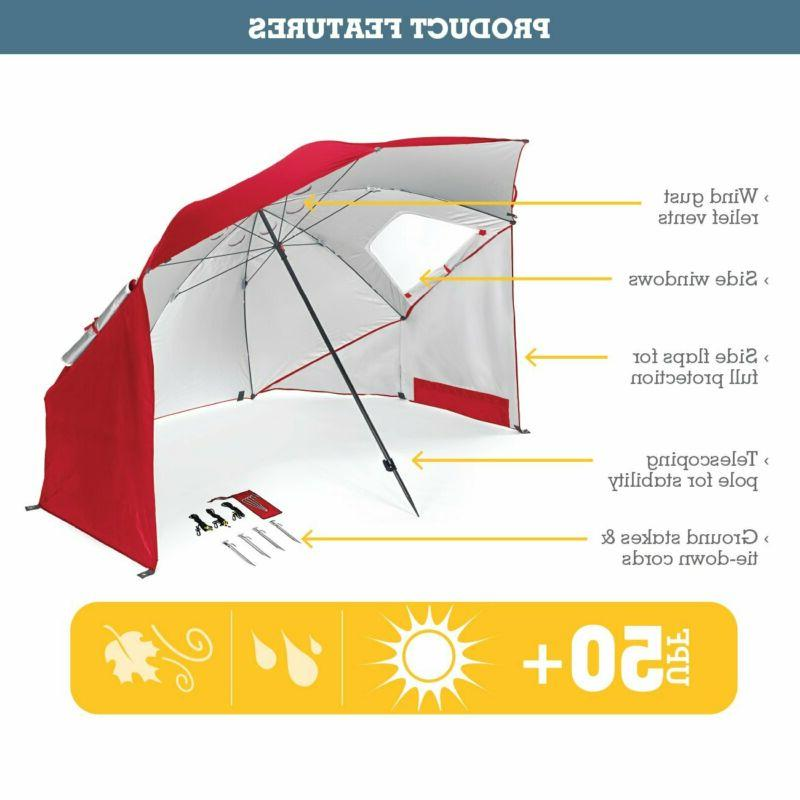 BEST HUGE Camping Shelter Canopy XL