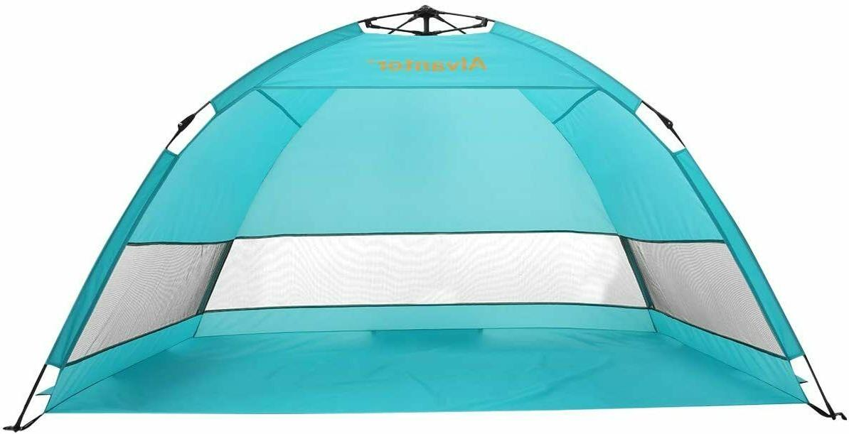 blueshore beach tent umbrella