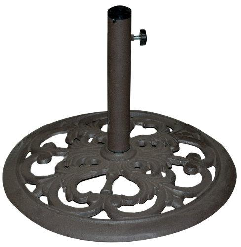 bronze powder coated cast iron