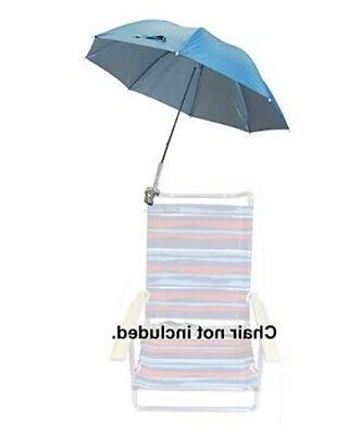 Umbrella - Retro/Vintage Clip-On Beach