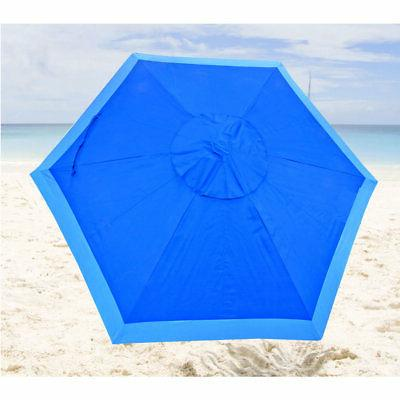 deluxe 6 5 beach umbrella sdza1032