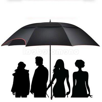 Double Layer Beach Canopy Sun Umbrella Fishing Camping