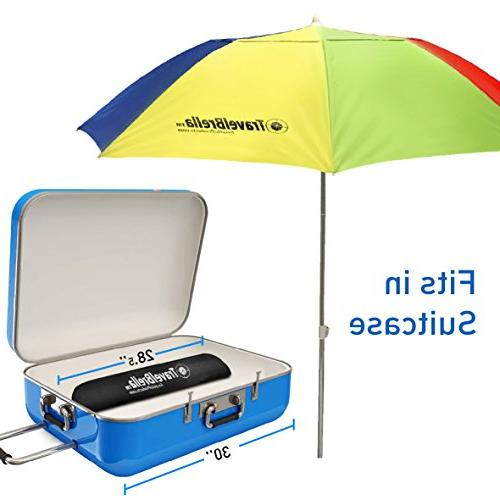 EasyGoProducts EasyGo Beach Umbrella