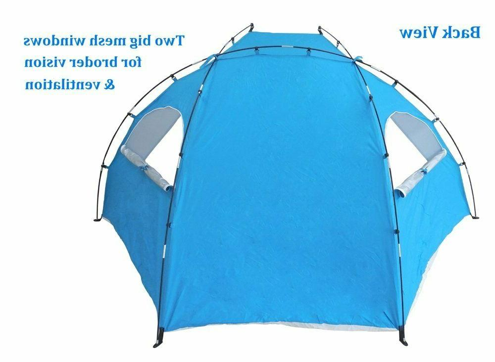 Huge Beach Sun Camping Shelter Canopy XL