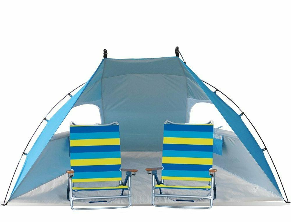 huge 9 ft beach umbrella sun tent