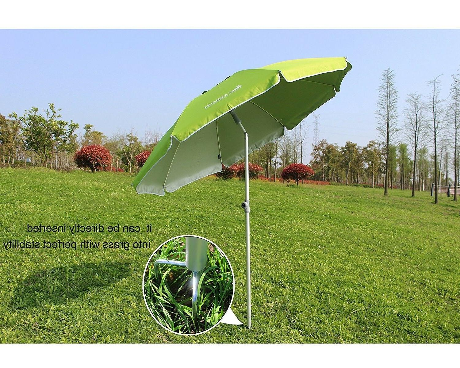 Beach Umbrella Coating UPF50+